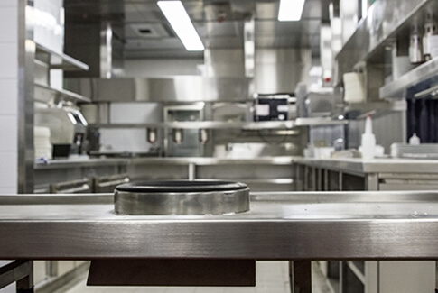 厨房機器イメージ